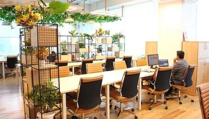 Une journée typique dans un espace de coworking premium
