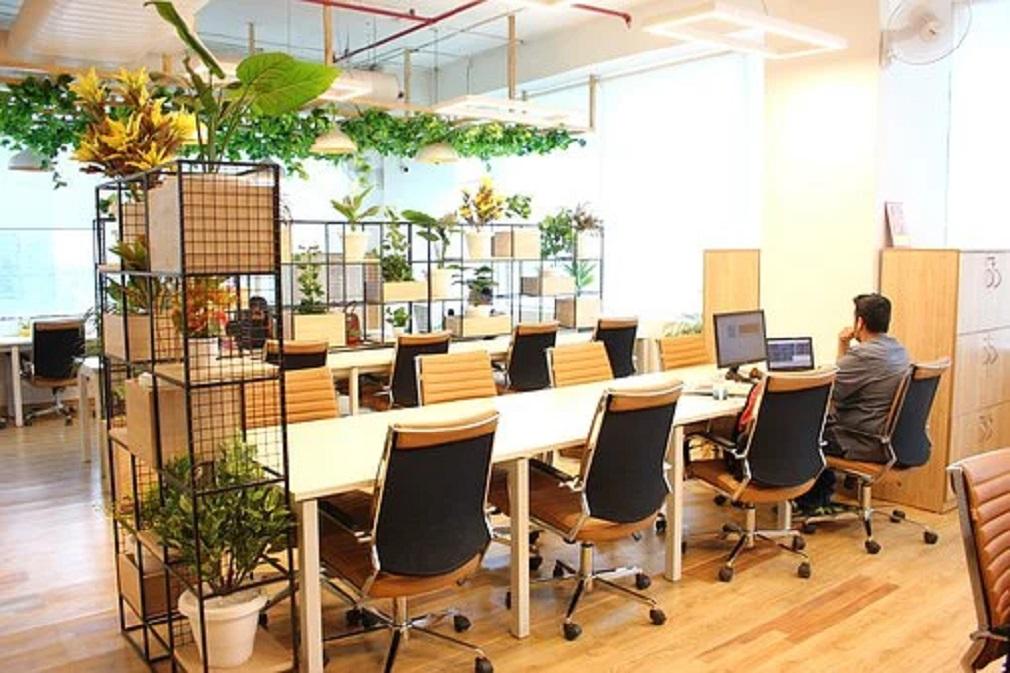 espace de coworking premium