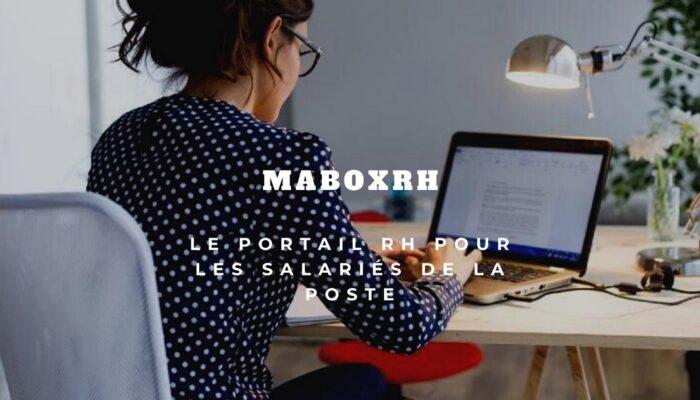 Comment se connecter à Maboxrh?