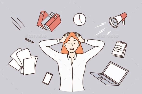 signe burnout